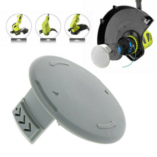 Spool Cap Cover Replace For Ryobi One 18V 24V 40V Cordless Trimmer AC14RL3A