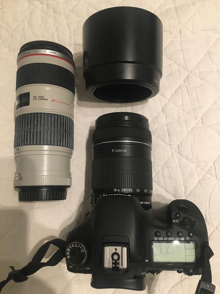 Canon, Canon EOS 7D, God