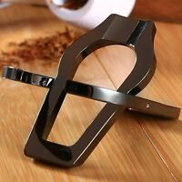 Durable Stainless Steel Foldable Tobacco Smoking Cigar Pipe Stand Rack Holder