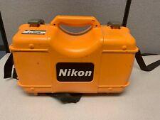 Nikon Model Nivo 5m 5 Total Station