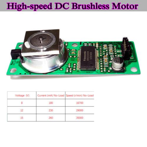 Nidec High Speed Brushless Motor Laser Scanner  Fluid Dynamic Bearing Motor FY