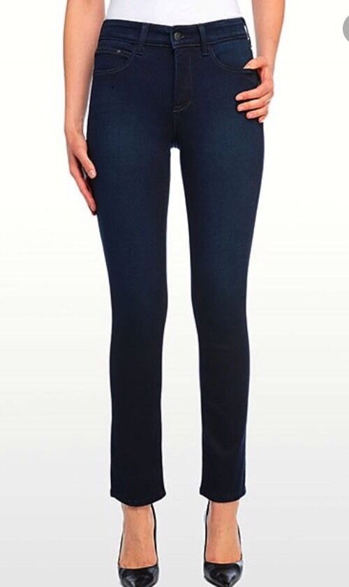 22W NEW NYDJ Not Your Daughter Jeans JADE  Stretch Leggings MARINE
