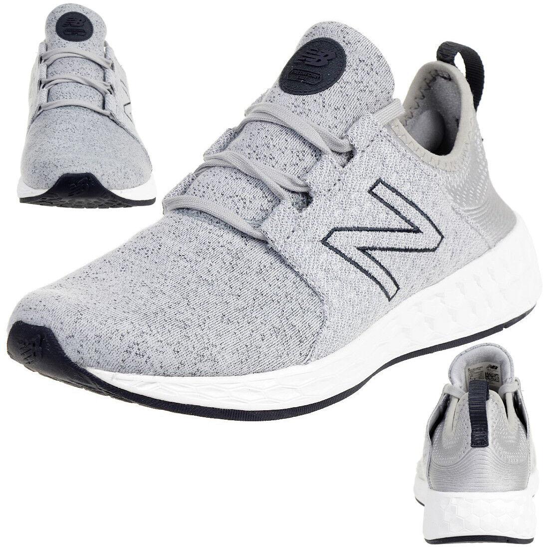 New Balance Fresh Foam Cruz Trainers Running Ladies shoes Grey Wcruzhg