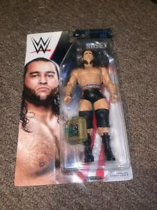 Rusev Action Figure WWE Series 84 Basic Series Mattel Sealed New