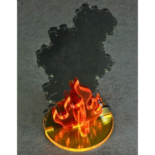 TS105-XL Litko Extra Large Flaming Wreckage Marker