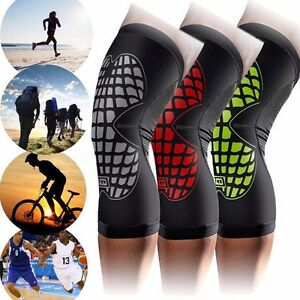Elastic Neoprene Knee Brace Sports Sleeve Patella Arthritis Support Guard Pad