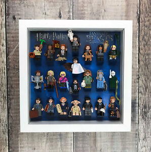 Display-Frame-for-Harry-Potter-amp-Fantastic-Beasts-LEGO-Minifigures-Series