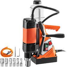 Vevor St 36 Magnetic Drill Press 6pc 1 Hss Cutter Annular Cutter Kit Mag Drill