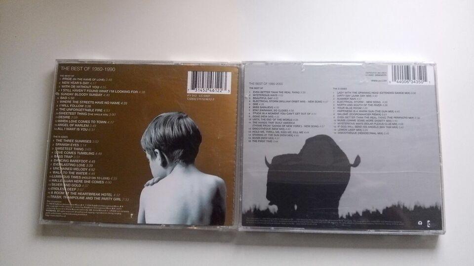 U2: Best of, rock