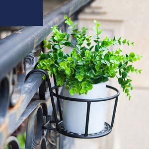 Hanging Plant Stand Dispaly Shelf Planter Flower Pot Garden Patio Holder Rack