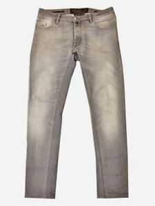 Slim Stretch Leg Jeans Denim Grey Comfort' '622 Jacob 32 Skinny Cohen Light T8Xgq0q