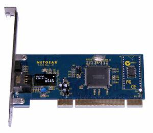 NETGEAR FA311TX - 10/100 PCI Network Interface NIC Card [3723]