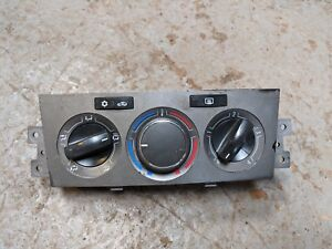Details about VAUXHALL ANTARA HEATER AC CONTROL PANEL 96834885