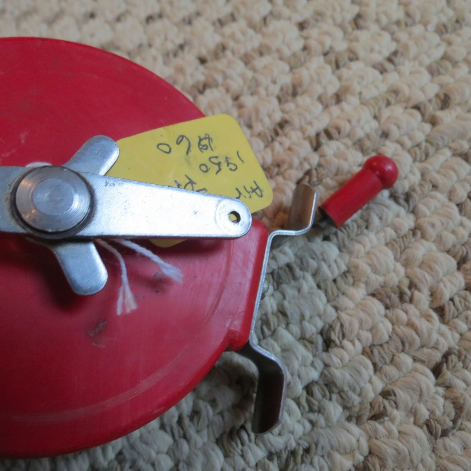 Unknown fishing reel for for for spinning or casting  (lot 7380) cd1e46