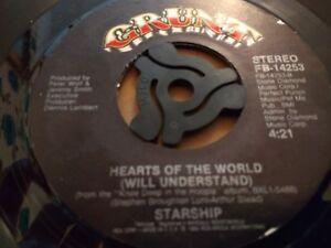 STARSHIP-034-SARA-034-7-034-SINGLE-EXCELLENT-GRUNT-RECORDS-1985