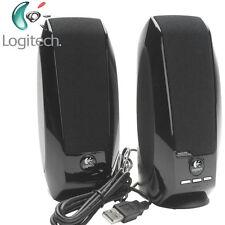 Logitech S150 Digital USB -  Lautsprecher / Speaker - Für PC - USB - Stereo