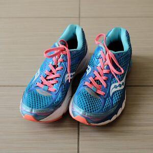blue/Vizicoral running shoes Size