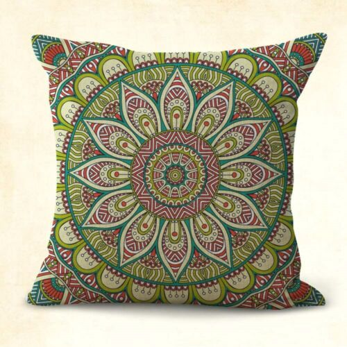 set of 10 patio wholesale lot hippie boho mandala cushion covers