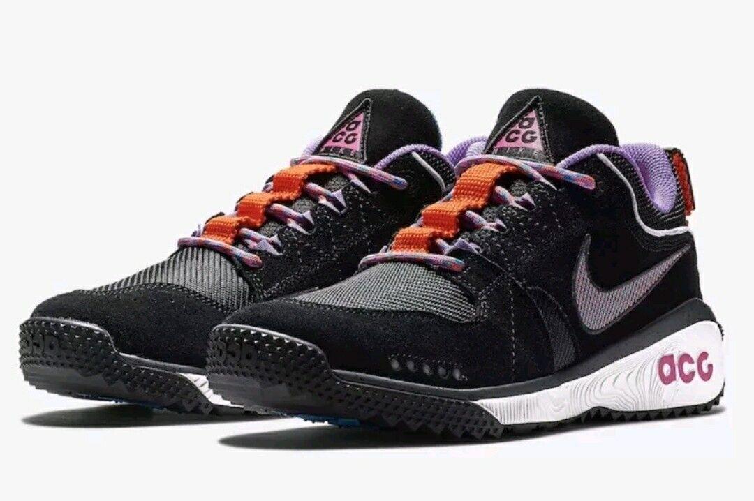 Nike acg cane montagna Uomo misura 7,5 scarpe montagne l'uva aq0916 001