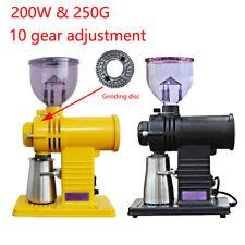 110v 220v Home Coffee Maker Grinder Machine Espresso Latte Cappuccino Barista