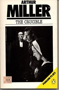 Details about Play Arthur Miller The Crucible Penguin 1976 Edition