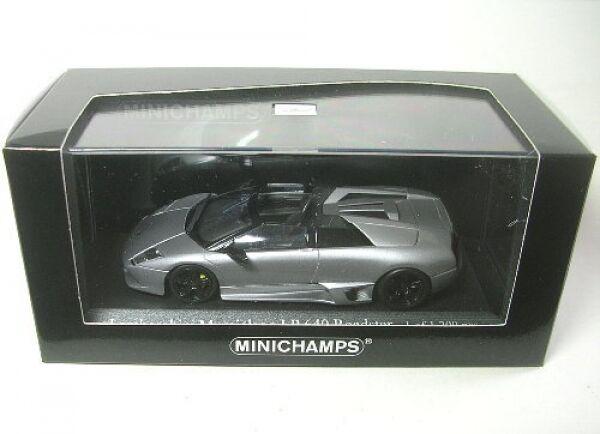 Lamborghini Murcielago LP 640 roadster (gris Antares) 2007