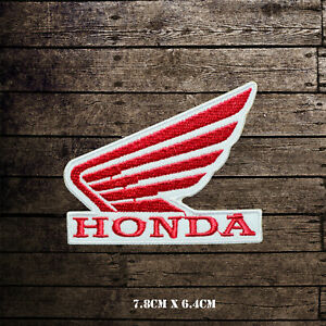 Bike Racing Brand Embroidered Iron On Sew On Patch Badge For Clothes etc