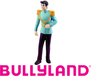 Figurine-Walt-Disney-Prince-Cendrillon-Statue-Peinte-Mains-Jouet-Bullyland-12489