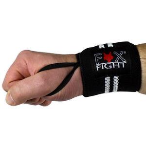 fox-fight-1-PAR-MUNEQUERAS-Vendajes-CIERRE-ADHESIVO