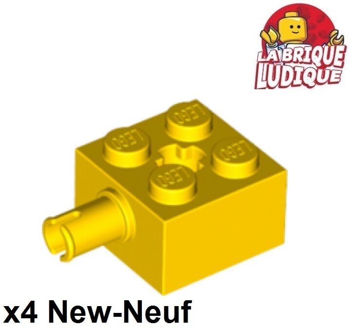 NEW LEGO Part Number 26604 in Brick Yellow