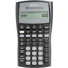 Texas Instruments BAIIPLUS Advanced Financial Pro Calculator New