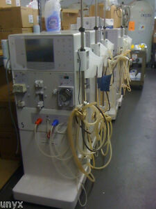 fresenius home dialysis machine