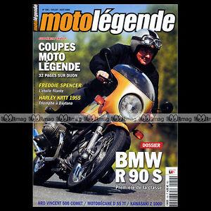MOTO-LEGENDE-N-159-c-BMW-R90-S-MOTOBECANE-D55-TT-HRD-VINCENT-500-KAWASAKI-Z-1000