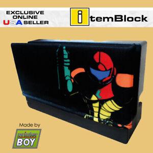 Metroid-Samus-Aran-Nintendo-Switch-Dock-Sock-Fabric-Cover-Exclusive-Seller