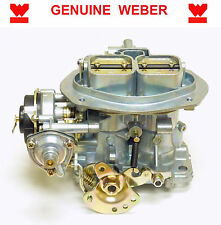 GENUINE WEBER 32/36 DFEV PROGRESSIVE CARBURETOR ELECTRIC CHOKE CARB 22680.070