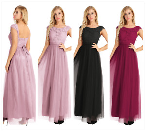 Women-Long-Chiffon-Evening-Formal-Party-Cocktail-Bridesmaid-Prom-Gown-Dress