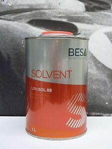 1 L Diluant Synthétique 1k Noble de Nettoyage peinture carrosserie
