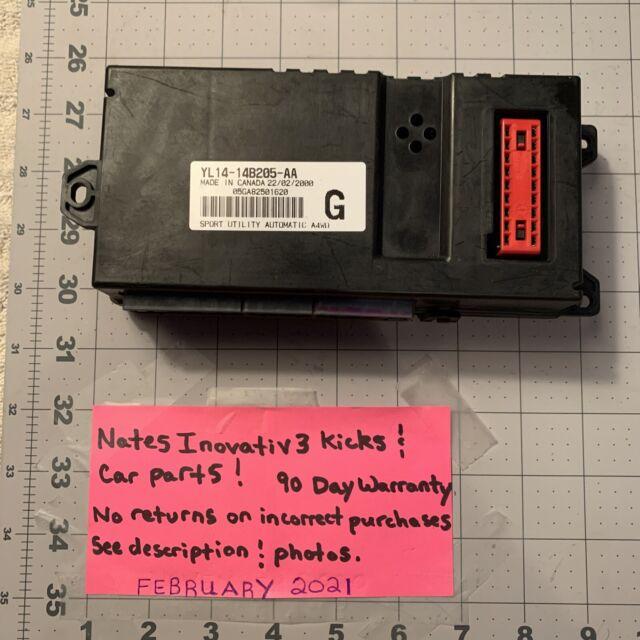 Ford Expedition Navigator Gem BCM Body Generic Electronic Control Module  4x4 4wd for sale online | eBay | Gem Car Fuse Box |  | eBay