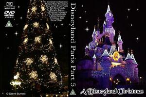 Eurodisney-Disneyland-Paris-Part-5-A-Disneyland-Christmas-DVD-or-Blu-Ray-NEW