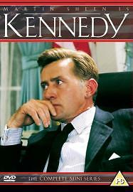 1 of 1 - Kennedy - Complete Mini Series (DVD, 2-Disc Set) . FREE UK P+P .................