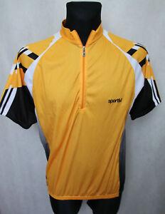 Vintage-SPORTFUL-Cycling-Bike-Short-Sleeve-Jersey-Shirt-Top-sz-L-126