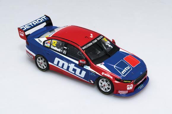 1 43 Biante - 2016 SuperSprint - DJR Team Penske MTU - Ford Falcon FGX Coulthard
