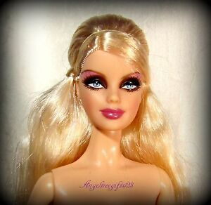 Think, that A real nude blond barbie
