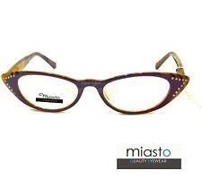 NWT$39.99 MIASTO BLING CAT EYE RHINESTONES READER READING GLASSES SPECS+1.00