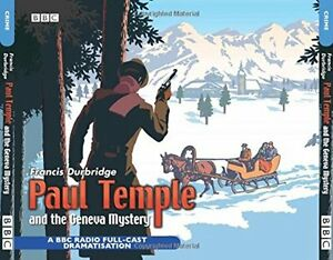 Details about Paul Temple And The Geneva Mystery (BBC Radio Collection) New  Audio CD Book Fran