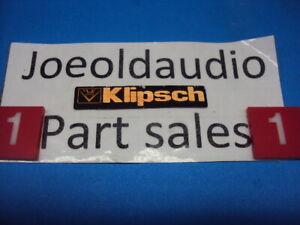 Klipsch-SWV-Sub-Woofer-Logo-Minor-Scratches-Parting-Out-Klipsch-SWV-Subwoofer