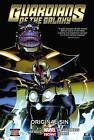 Guardians of the Galaxy Volume 4: Original Sin by Brian Michael Bendis (Paperback, 2015)