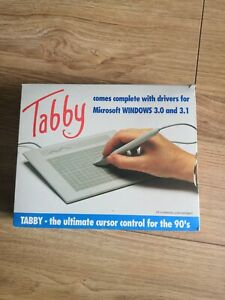 Details about Tabby - ultimate cursor controller for the 90's - Windows 3 0  / 3 01 PC Mouse