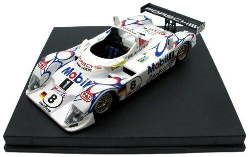 Porsche LMP1  8 29th (Accident) Le Mans 1998 Raphanel   Weaver   Murry 1 43