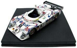 Porsche-LMP1-8-29th-Accident-Le-Mans-1998-Raphanel-Weaver-Murry-1-43